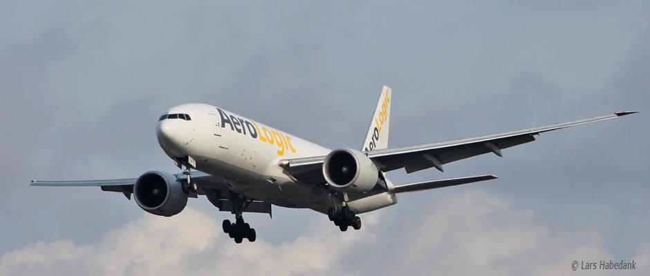 Aerologic Boeing 777