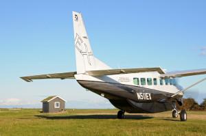 Cessna Grand Caravan EX auf dem Weg zum Start