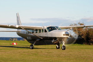 Cessna Grand Caravan EX auf Vejroe