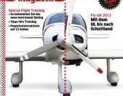 Titel fliegermagazin 02/2014
